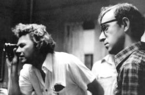 From 1977-1985, Gorden Wills and Woody Allen collaborated on a total of 8 films.